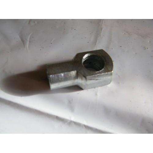 Końcówka przewodu hamulcowego elastycznego (oczko) fi12 WAN,WNA