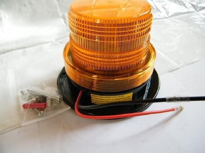 Lampa sygnalizacyjna LED (przykręcana i na magnes)