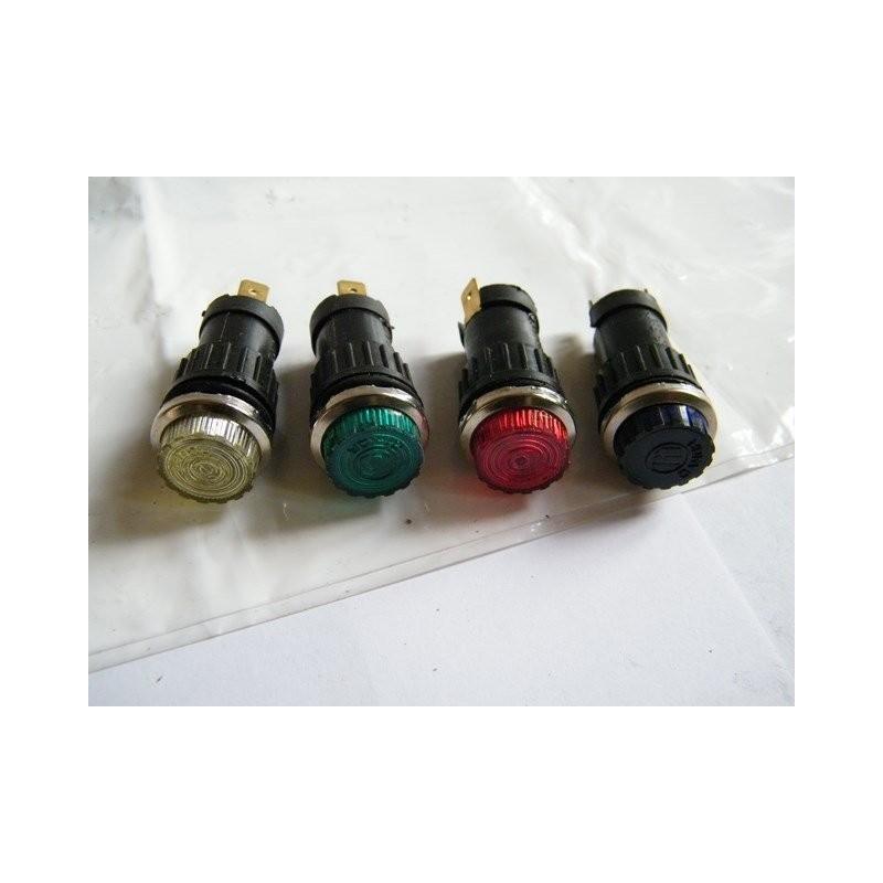 Lampki kontrolne (różne kolory)
