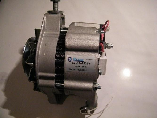 ALTERNATOR G224
